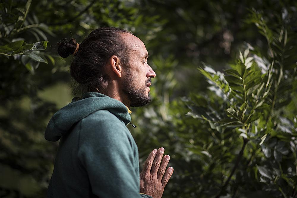 Tilby Vattard enseignant de yoga